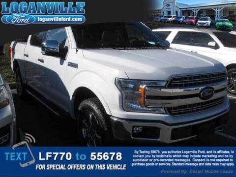 2020 Ford F-150 for sale at Loganville Ford in Loganville GA