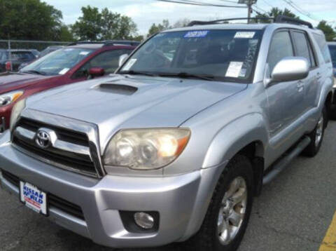 2008 Toyota 4Runner for sale at Action Automotive Service LLC in Hudson NY