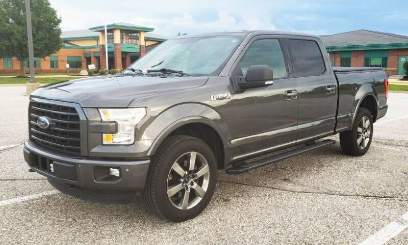 2015 Ford F-150 for sale at The Car Cove, LLC in Muncie IN