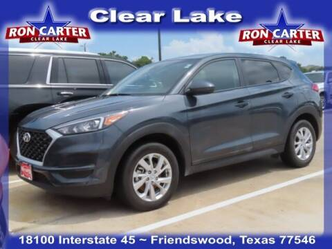 2019 Hyundai Tucson for sale at Ron Carter  Clear Lake Used Cars in Houston TX