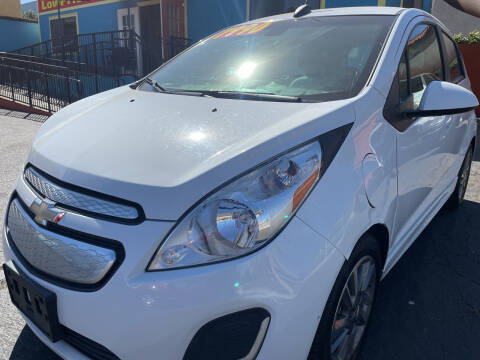 2015 Chevrolet Spark EV for sale at CARZ in San Diego CA
