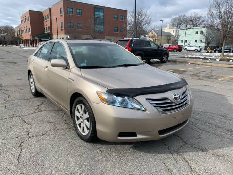 2008 Toyota Camry Hybrid for sale at EBN Auto Sales in Lowell MA