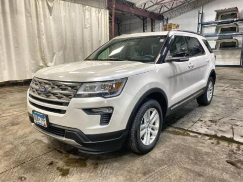 2018 Ford Explorer for sale at Victoria Auto Sales in Victoria MN