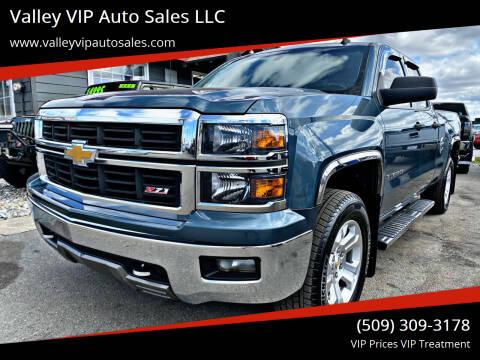 2014 Chevrolet Silverado 1500 for sale at Valley VIP Auto Sales LLC in Spokane Valley WA
