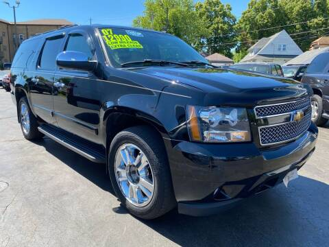 2007 Chevrolet Suburban for sale at Streff Auto Group in Milwaukee WI