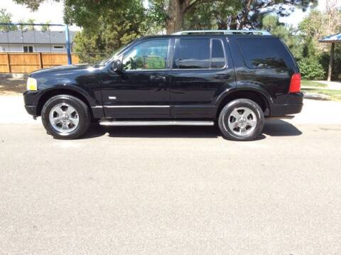 2003 Ford Explorer for sale at Auto Brokers in Sheridan CO
