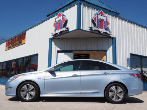 2015 Hyundai Sonata Hybrid for sale at DRIVE 1 OF KILLEEN in Killeen TX