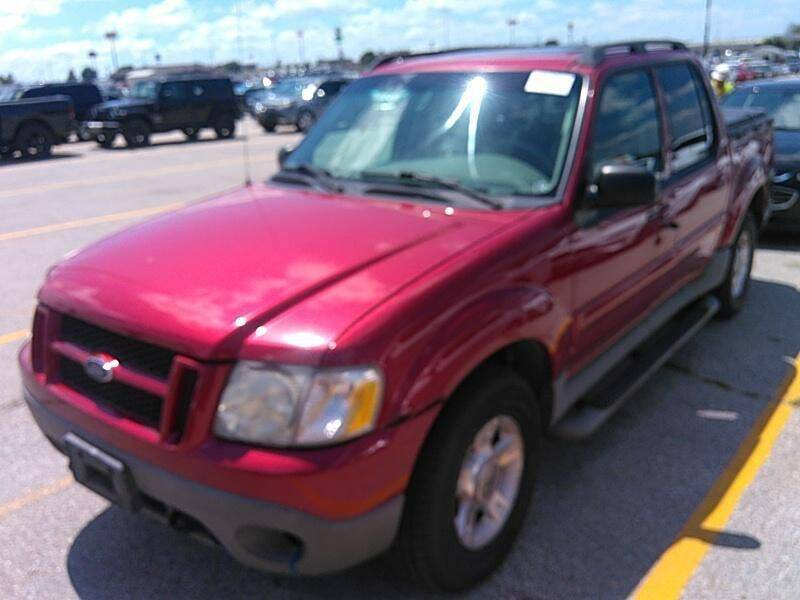 2003 Ford Explorer Sport Trac for sale at Cars Now KC in Kansas City MO