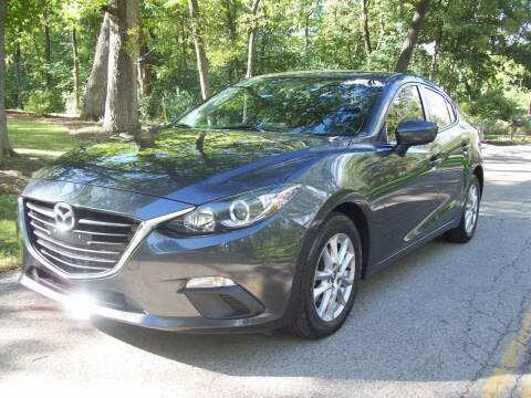2016 Mazda MAZDA3 for sale at Edgewater of Mundelein Inc in Wauconda IL