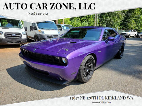 2010 Dodge Challenger for sale at Auto Car Zone, LLC in Kirkland WA