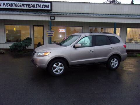 2007 Hyundai Santa Fe for sale at PJ's Auto Center in Salem OR