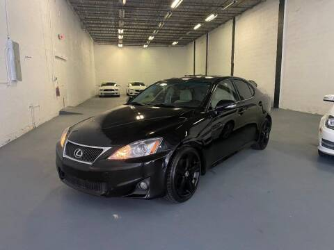 2013 Lexus IS 250 for sale at Lamberti Auto Collection in Plantation FL