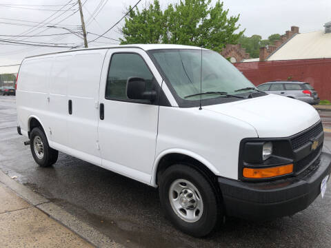 2016 Chevrolet Express Cargo for sale at Deleon Mich Auto Sales in Yonkers NY