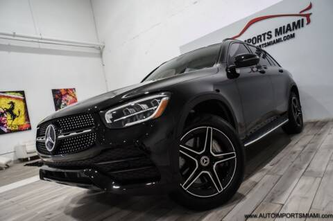 2020 Mercedes-Benz GLC for sale at AUTO IMPORTS MIAMI in Fort Lauderdale FL