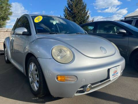 2005 Volkswagen New Beetle for sale at M AND S CAR SALES LLC in Independence OR