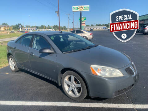 2009 Pontiac G6 for sale at Auto World in Carbondale IL