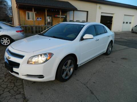 2012 Chevrolet Malibu for sale at Pro Auto Sales in Flanagan IL
