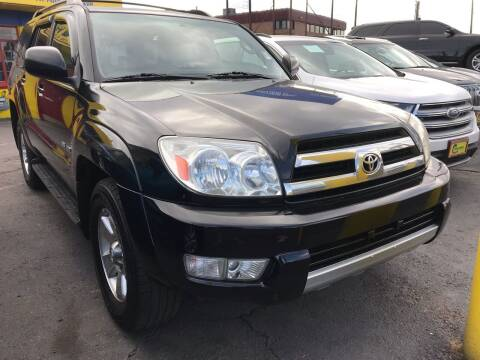 2005 Toyota 4Runner for sale at New Wave Auto Brokers & Sales in Denver CO
