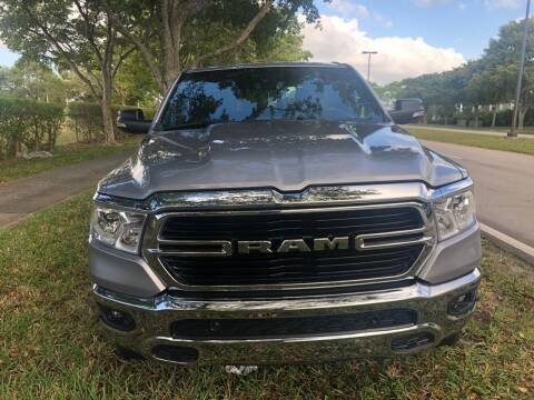 2019 RAM Ram Pickup 1500 for sale at Top Trucks Motors in Pompano Beach FL