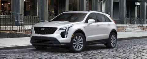 2021 Cadillac XT4 for sale at XS Leasing in Brooklyn NY