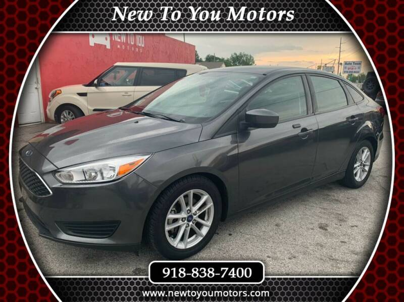 2018 Ford Focus for sale in Tulsa, OK
