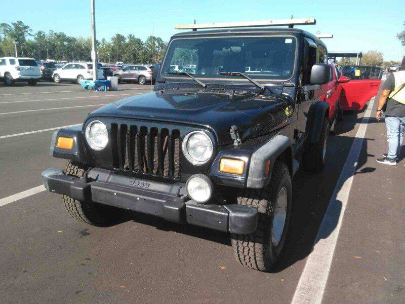 2005 Jeep Wrangler for sale at Gulf South Automotive in Pensacola FL