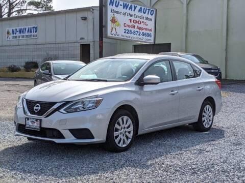 2019 Nissan Sentra for sale at Nu-Way Auto Ocean Springs in Ocean Springs MS