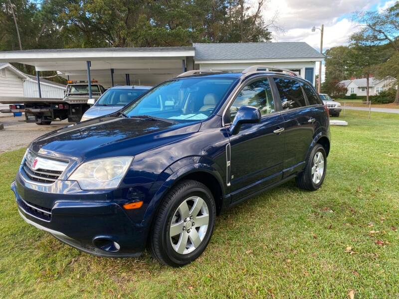 2008 Saturn Vue for sale at Robert Sutton Motors in Goldsboro NC