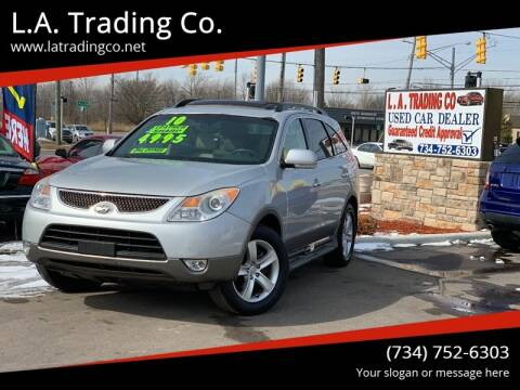 2010 Hyundai Veracruz for sale at L.A. Trading Co. in Woodhaven MI