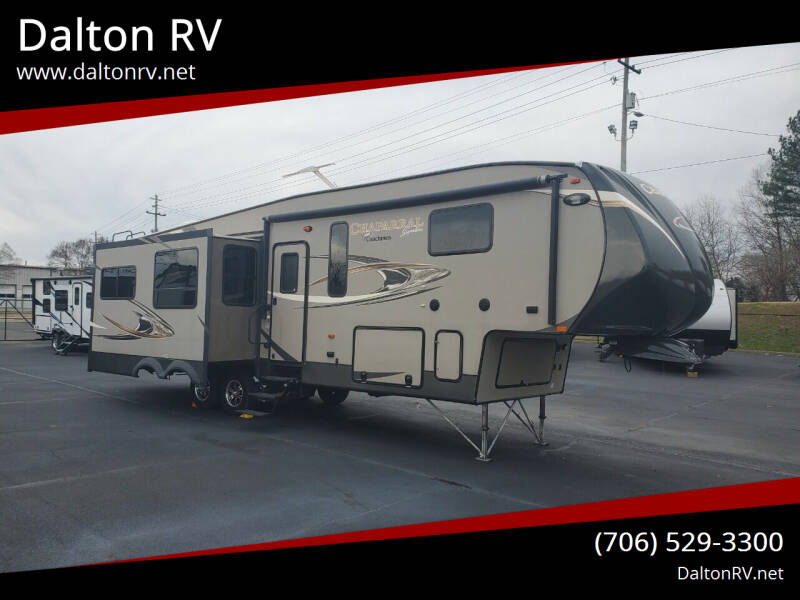 2015 Coachmen Chaparral 343RLTS for sale at Dalton RV in Dalton GA