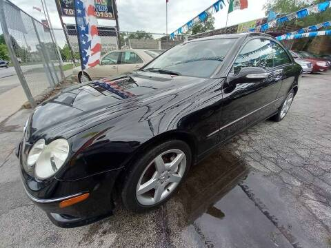 2006 Mercedes-Benz CLK for sale at One Stop Auto Sales in Midlothian IL