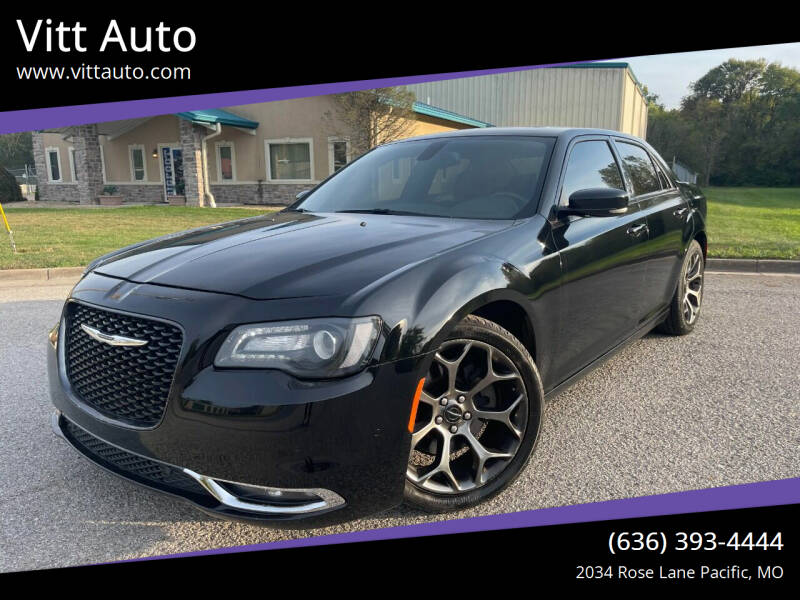 2015 Chrysler 300 for sale at Vitt Auto in Pacific MO
