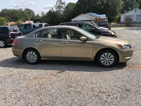 2009 Honda Accord for sale at Venable & Son Auto Sales in Walnut Cove NC