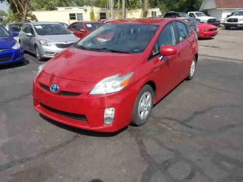 2010 Toyota Prius for sale at Nonstop Motors in Indianapolis IN