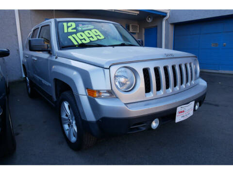 2012 Jeep Patriot for sale at M & R Auto Sales INC. in North Plainfield NJ