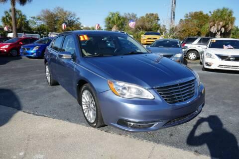 2011 Chrysler 200 for sale at J Linn Motors in Clearwater FL