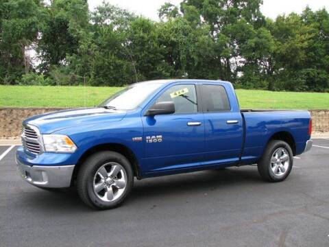2016 RAM Ram Pickup 1500 for sale at JACK'S MOTOR COMPANY in Van Buren AR