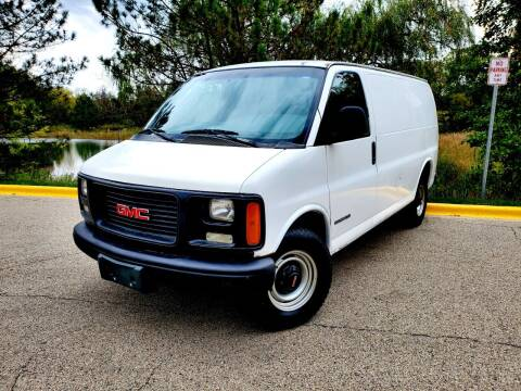 2002 GMC Savana Cargo for sale at Excalibur Auto Sales in Palatine IL