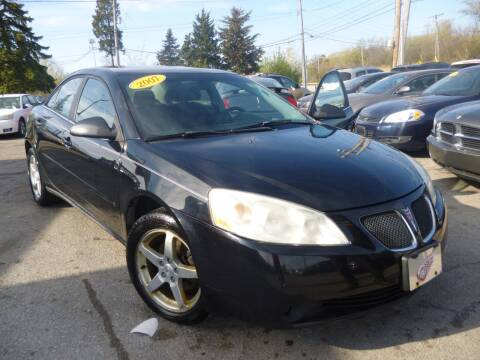 2007 Pontiac G6 for sale at I57 Group Auto Sales in Country Club Hills IL
