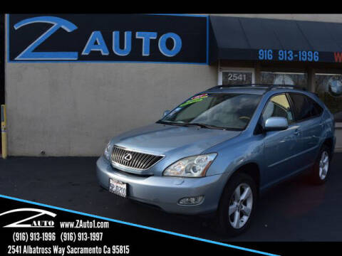 2005 Lexus RX 330 for sale at Z Auto in Sacramento CA
