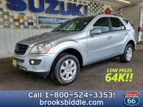 2006 Mercedes-Benz M-Class for sale at BROOKS BIDDLE AUTOMOTIVE in Bothell WA