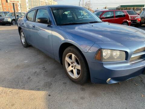 2007 Dodge Charger for sale at Mass Auto Exchange in Framingham MA
