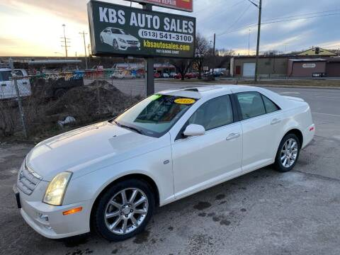 2005 Cadillac STS for sale at KBS Auto Sales in Cincinnati OH