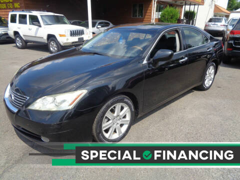 2007 Lexus ES 350 for sale at Cade Motor Company in Lawrence Township NJ