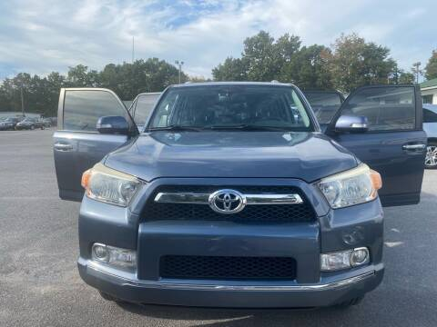2012 Toyota 4Runner for sale at Morristown Auto Sales in Morristown TN