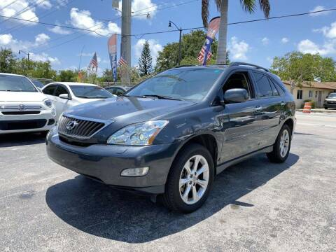 2008 Lexus RX 350 for sale at Citywide Auto Group LLC in Pompano Beach FL