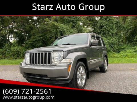 2012 Jeep Liberty for sale at Starz Auto Group in Delran NJ
