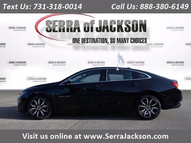 2018 Chevrolet Malibu for sale at Serra Of Jackson in Jackson TN