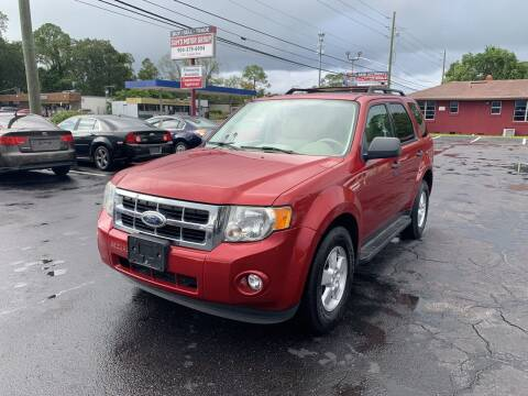 2009 Ford Escape for sale at Sam's Motor Group in Jacksonville FL