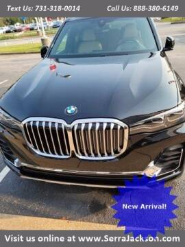 2021 BMW X7 for sale at Serra Of Jackson in Jackson TN